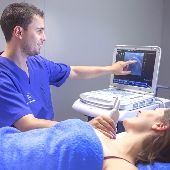 fisioterapia durante la rehabilitación postoperatoria