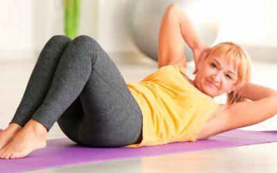 Ejercicios abdominales para fortalecer la espalda