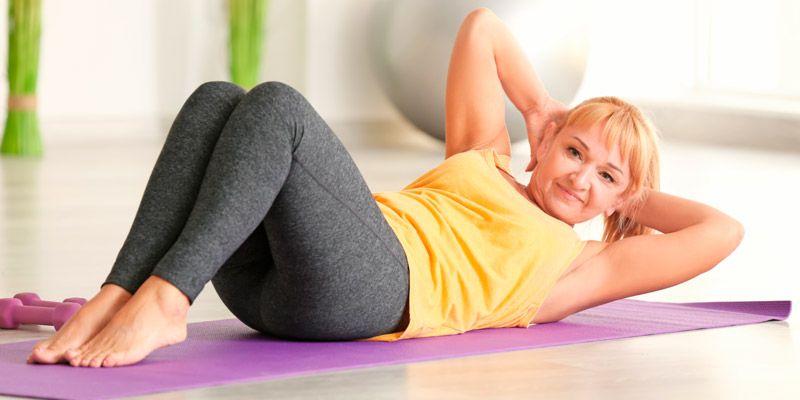 ejercicios abdominales fortalecer espalda