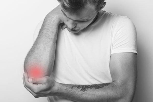 Fisioterapia para el dolor de codo