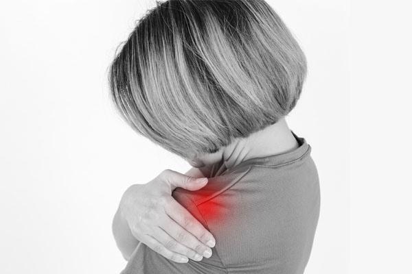 Fisioterapia para el dolor de hombro