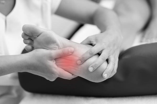 Fisioterapia para el dolor de pie