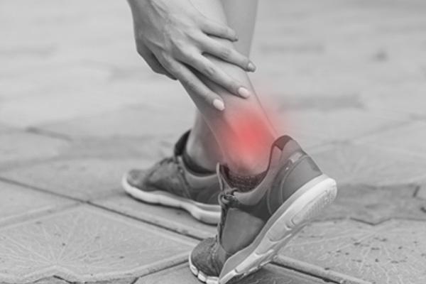 Fisioterapia para el dolor de tobillo